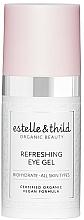 Parfémy, Parfumerie, kosmetika Osvěžující gel na oční víčka - Estelle & Thild BioHydrate Refreshing Eye Gel