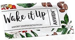 Parfémy, Parfumerie, kosmetika Enzymový šampon na vlasy s vůní kávy - Anwen Wake It Up Shampoo (tester)