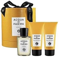 Parfémy, Parfumerie, kosmetika Acqua di Parma Colonia - Sada (edc 100ml + s/g 75ml + b/c 75ml)