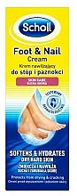 Parfémy, Parfumerie, kosmetika Krém na nohy - Scholl Moisturizing Foot and Nail Cream