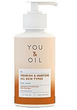 Parfémy, Parfumerie, kosmetika Čisticí přípravek na obličej Výživa a péče - You & Oil Nourish & Nurture Face Wash