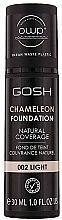 Parfémy, Parfumerie, kosmetika Tónovací krém - Gosh Chameleon Foundation