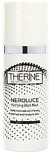 Parfémy, Parfumerie, kosmetika Černá pleťová maska - Therine Neroluce Purifying Black Mask