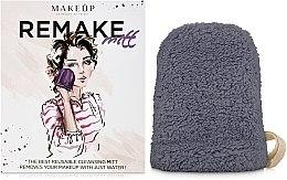 """Parfémy, Parfumerie, kosmetika Odličovací rukavice, šedá """"ReMake"""" - MakeUp"""