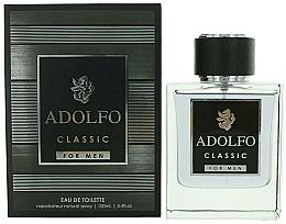 Parfémy, Parfumerie, kosmetika Adolfo Dominguez Classic for Men - Toaletní voda