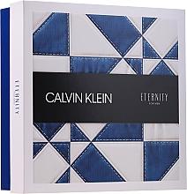 Parfémy, Parfumerie, kosmetika Calvin Klein Eternity For Men - Sada (edt/200ml + edt/30ml)