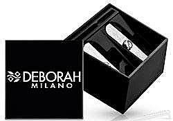 Parfémy, Parfumerie, kosmetika Oboustranné ořezávátko na tužky - Deborah Double Pencil Sharpener