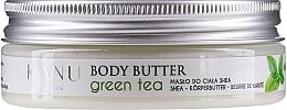 Parfémy, Parfumerie, kosmetika Tělový olej Zelený čaj - Kanu Nature Green Tea Body Butter