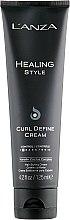 Parfémy, Parfumerie, kosmetika Krém pro zvýraznění kadeří - Lanza Healing Style Curl Define