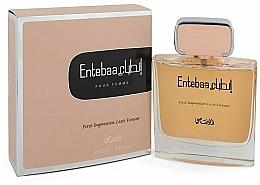 Parfémy, Parfumerie, kosmetika Rasasi Entebaa - Parfémovaná voda
