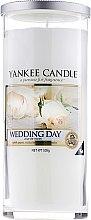 Aromatická svíčka v sklenici Svatební den - Yankee Candle Wedding Day — foto N1