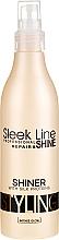 Parfémy, Parfumerie, kosmetika Sprej pro lesk a hebkost vlasů - Stapiz Sleek Line Silk Shiner