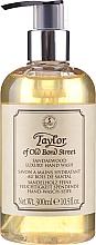 Parfémy, Parfumerie, kosmetika Tekuté mýdlo na ruce Santalové dřevo - Taylor Of Old Bond Street Sandalwood Hand Wash