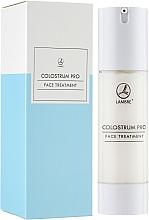 Parfémy, Parfumerie, kosmetika Regenerační pleťový krém s mlezivem - Lambre Colostrum Pro Face Treatment