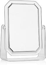 Parfémy, Parfumerie, kosmetika Oboustranné obdélníkové kosmetické zrcátko, 19.5x14.5 cm - Titania