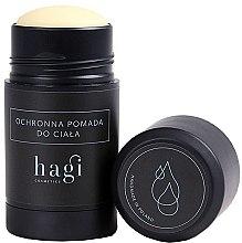 Parfémy, Parfumerie, kosmetika Tělový balzám s kakaovým máslem - Hagi