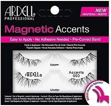 Parfémy, Parfumerie, kosmetika Umělé řasy - Ardell Magnetic Lashes Accent 003