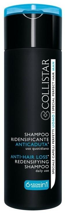 Šampon proti vypadávání vlasů - Collistar Anti-Hair Loss Redensifying Shampoo — foto N1