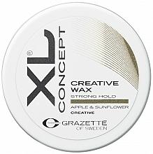 Parfémy, Parfumerie, kosmetika Vosk na vlasy - Grazette XL Concept Creative Wax