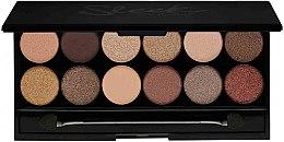 Parfémy, Parfumerie, kosmetika Oční stíny - Sleek MakeUP i-Divine Eyeshadow