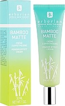 Parfémy, Parfumerie, kosmetika Matující pleťový krém - Erborian Bamboo Matte Powder Effect Cream