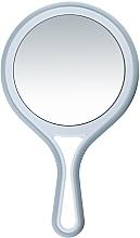 Parfémy, Parfumerie, kosmetika Oboustranné zrcadlo s rukojetí, pr. 12,5 cm - Titania