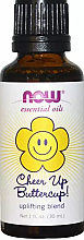 "Parfémy, Parfumerie, kosmetika Esenciální olej ""Směs olejů. Hlavu vzhůru, Pryskyřník!"" - Now Foods Essential Oils Cheer Up Buttercup! Oil Blend"