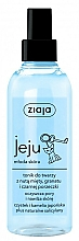 Parfémy, Parfumerie, kosmetika Tonikum na obličej pro čištění pór - Ziaja Jeju