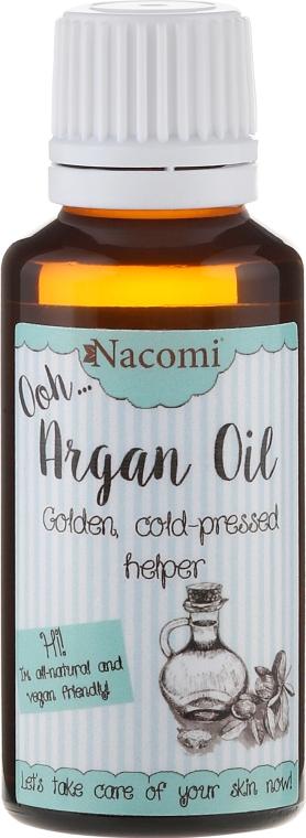 Arganový olej ECO - Nacomi — foto N1