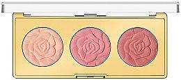 Parfémy, Parfumerie, kosmetika Paleta tvářenek - Milani Powder Blush Rose Blush Palette