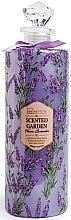 Parfémy, Parfumerie, kosmetika Pěna do koupele - IDC Institute Scented Garden Luxury Bubble Bath Warm Lavender