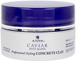 Parfémy, Parfumerie, kosmetika Stylingová hlína na vlasy - Alterna Caviar Anti Aging Styling Concrete Clay
