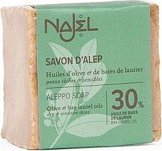 Parfémy, Parfumerie, kosmetika Aleppské mýdlo - Najel Savon D'alep Aleppo Soap 30 %