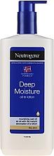 Parfémy, Parfumerie, kosmetika Emulze na tělo - Neutrogena Deep Moisture Creamy Oil