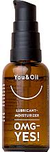 Parfémy, Parfumerie, kosmetika Intimní lubrikant OMG Yes - You & Oil Lubricant-Moisturizer OMG-Yes!