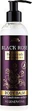 Parfémy, Parfumerie, kosmetika Tělový balzám obnovující - Joanna Botanicals Regenerating Body Balm With Black Rose Extract