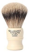 Parfémy, Parfumerie, kosmetika Holicí štětec, SH2 - Taylor of Old Bond Street Shaving Brush Super Badger Size M