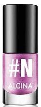 Parfémy, Parfumerie, kosmetika Lak na nehty - Alcina Nail Colour