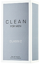 Parfémy, Parfumerie, kosmetika Clean Clean For Men Classic - Toaletní voda