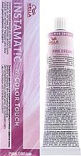 Parfémy, Parfumerie, kosmetika Tónovací krémová barva na vlasy - Wella Professionals Color Touch Instamatic