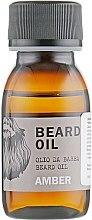 Parfémy, Parfumerie, kosmetika Olej na vousy Jantar - Nook Beard Club Beard Oil Ambra