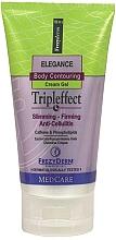 Parfémy, Parfumerie, kosmetika Anticelulitidní posilující krém- gel na tělo - Frezyderm Elegance Body Countouring Tripleffect Cream Gel