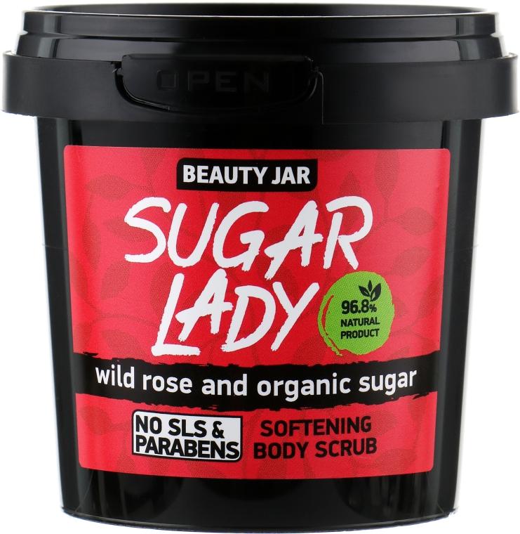 Tělový peeling změkčující - Beauty Jar Softening Body Scrub