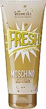Parfémy, Parfumerie, kosmetika Moschino Gold Fresh Couture - Tělové mléko