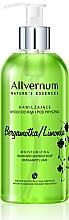 "Parfémy, Parfumerie, kosmetika Mýdlo na ruce a do sprchy ""Bergamot a limetka"" - Allvernum Nature's Essences Hand And Shower Soap"