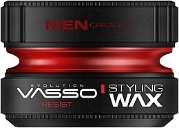Parfémy, Parfumerie, kosmetika Stylingový vosk - Vasso Professional Hair Styling Wax Resist