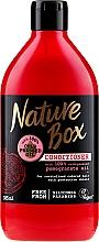 Parfémy, Parfumerie, kosmetika Kondicionér na vlasy - Nature Box Pomegranate Oil Conditioner