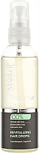 Parfémy, Parfumerie, kosmetika Kapky na vlasy obnovující - Markell Cosmetics Natural Line
