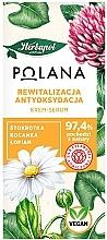 Parfémy, Parfumerie, kosmetika Antioxidační a revitalizační krém-sérum - Polana