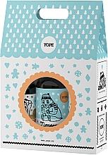 Parfémy, Parfumerie, kosmetika Sada - Yope Zimowe Ciasteczka (sh/gel/400ml + l/soap/500ml + b/balm/300ml)